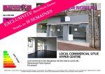 Sale commercial premises Condé sur Noireau - Thumbnail 1